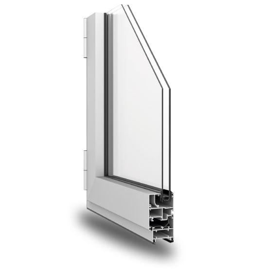 Tecnico Prodotti Alsistem Infissi Battente Alluminio